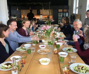 Kochen mit Nachhaltigkeitsprofis – 05/05/2019